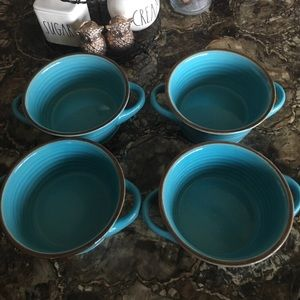 Chili/ soup bowls set of 4